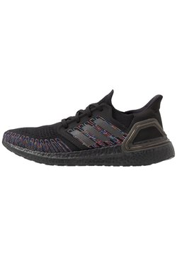 adidas Performance - ULTRABOOST 20 PRIMEKNIT RUNNING SHOES - Laufschuh Neutral - core black/signal green