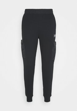 New Balance - ATHLETICS TERRAIN PANT - Jogginghose - black