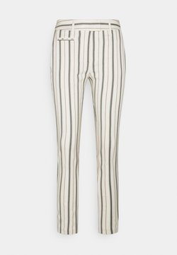 Dondup - PERFECT PANT - Trousers - grey