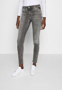 Replay - NEWLUZ HYPERFLEX - Jeans Skinny Fit - grey