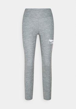 Nike Performance - ONE - Tights - light smoke grey/heather/white