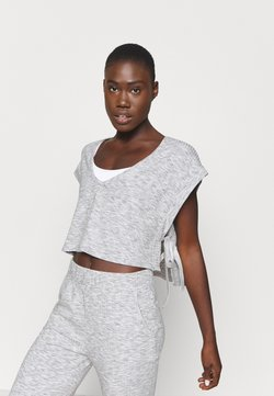 Free People - FAB FLARE SET - Chándal - grey combo
