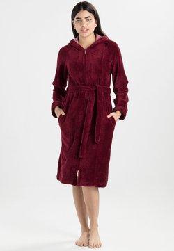 Vossen - PALERMO - Dressing gown - burgundy