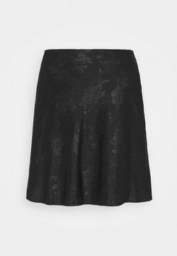 Cotton On - SIMPLE SKIRT - Minirock - black