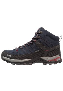 CMP - RIGEL MID TREKKING SHOES WP - Outdoorschoenen - anthrazit