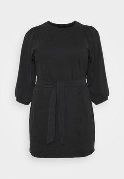 Pieces Curve - PCGAHOA DRESS - Freizeitkleid - black