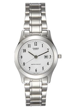 Casio - Uhr - silver-coloured