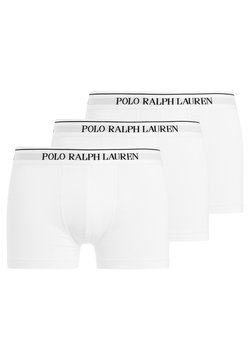 Polo Ralph Lauren - POUCH TRUNKS 3 PACK - Shorty - white