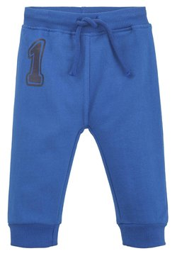 TOM TAILOR - MIT PRINT - Trainingsbroek - turkish sea/blue