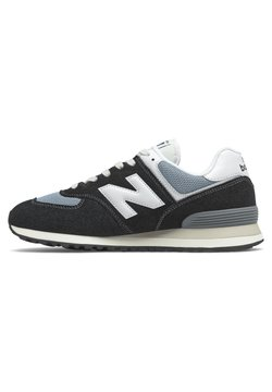 New Balance - 574 - Matalavartiset tennarit - black/grey