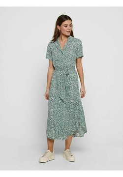 ONLY - Blousejurk - chinois green