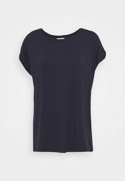Vero Moda Tall - VMAVA PLAIN - T-shirt basic - night sky