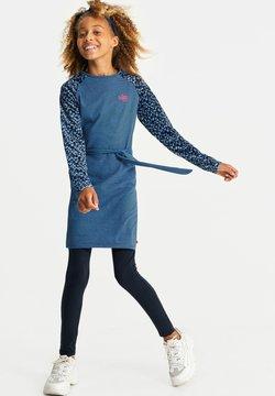 WE Fashion - Jerseyjurk - blue