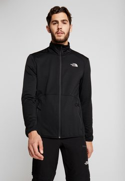 The North Face - QUEST JACKET - Fleecejacke - black