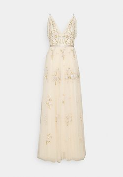 Needle & Thread - PETUNIA GOWN - Robe de cocktail - champagne