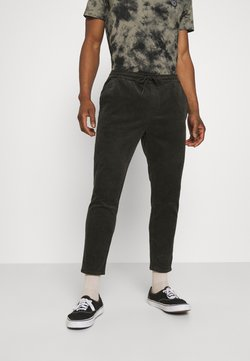 Only & Sons - ONSLINUS LIFE CROPPED - Pantalon classique - peat