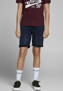 Jack & Jones Junior - Jeansshort - blue denim