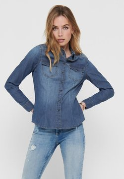 ONLY - Camicia - medium blue denim