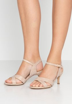 Paradox London Wide Fit - HANIYA WIDE FIT - Sandals - champagne