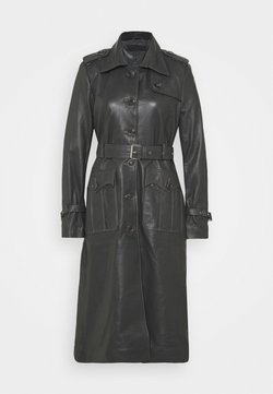 STUDIO ID - JENNI LONG - Trenchcoat - dark grey