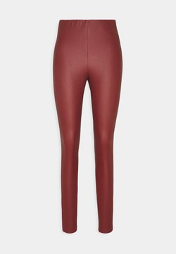 ONLY Tall - ONLRACHEL  - Leggings - Hosen - fired brick