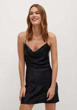 Mango - CORTITO - Korte jurk - schwarz