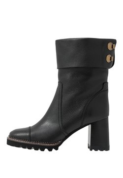 See by Chloé - High Heel Stiefelette - nero