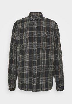 Samsøe Samsøe - WALTONES OVERSHIRT - Shirt - black