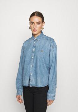 Polo Ralph Lauren - LONG SLEEVE BUTTON FRONT SHIRT - Camisa - zaia