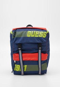 Guess - LEWIS BACKPACK - Reppu - blue