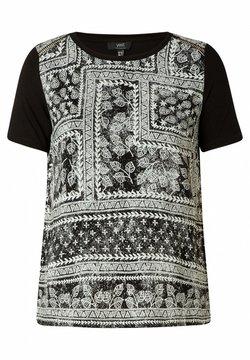 yesta - LYNN - T-Shirt print - schwarz/multi-colour