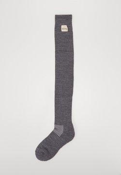 Eivy - OVERKNEE SOCKS - Sportsocken - grey