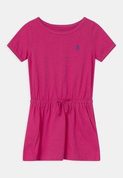 Polo Ralph Lauren - TIE  - Jerseykleid - accent pink