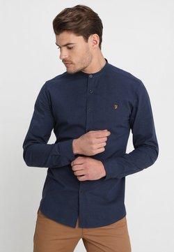 Farah - STEEN GRANDAD - Camisa - true navy marl