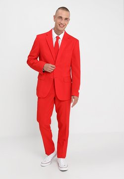 OppoSuits - RED DEVIL - Anzug - red devil
