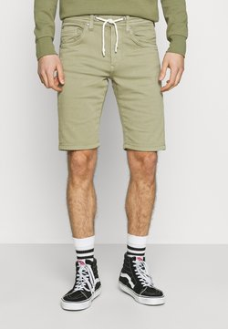 Pepe Jeans - JAGGER  - Shorts di jeans - palm green
