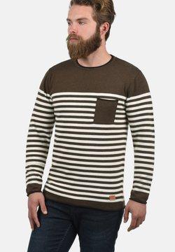 Redefined Rebel - MANNIX - Sweatshirt - teak brown