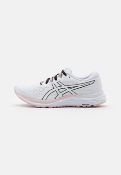 ASICS - GEL-EXCITE 7 THE NEW STRONG - Zapatillas de running neutras - white/black