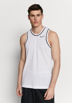 Nike Performance - DRY CLASSIC - Toppi - white/black