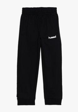 Hummel - HMLGO - Spodnie treningowe - black