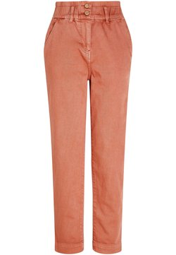 Next - ELASTICATED WAIST - Straight leg -farkut - pink