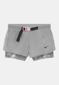 Nike Performance - DRY TEMPO  - Korte broeken - smoke grey/black/arctic punch