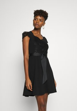 Morgan - RSTAR - Day dress - noir