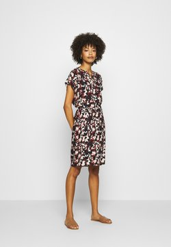 Soyaconcept - KALIMA  - Vestido informal - brick