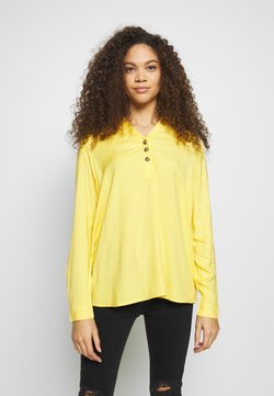 Esprit Petite - BLOUSE - Blusa - yellow