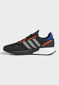 adidas Originals - ZX 1K BOOST SHOES - Sneaker low - black