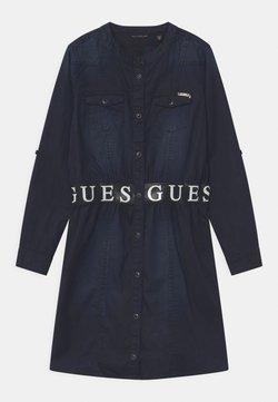 Guess - JUNIOR  - Jeanskleid - black denim