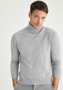 DeFacto - ITALIAN COLLECTION - Sweter - grey