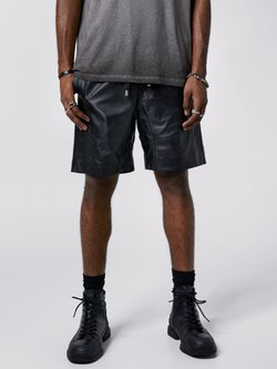 Tigha - ELIO - Shorts - black