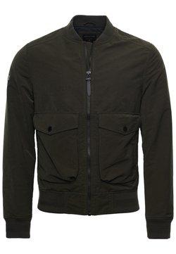 Superdry - Bomber Jacket - dark khaki